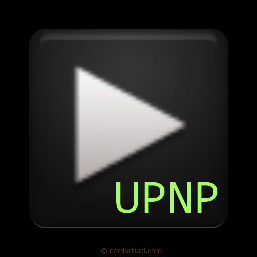Bubble UPnP Logo