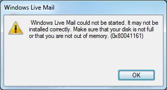 Windows-Live-Mail-error-0-80041161_01